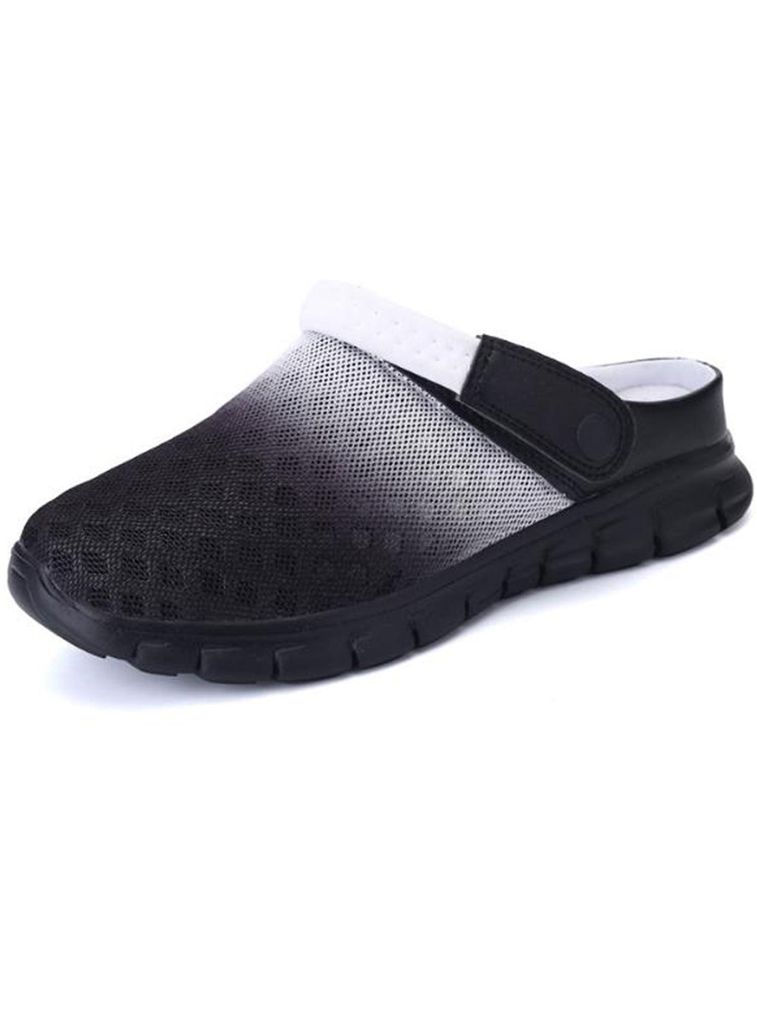 Mens Slip On Shoes Breathable Mesh