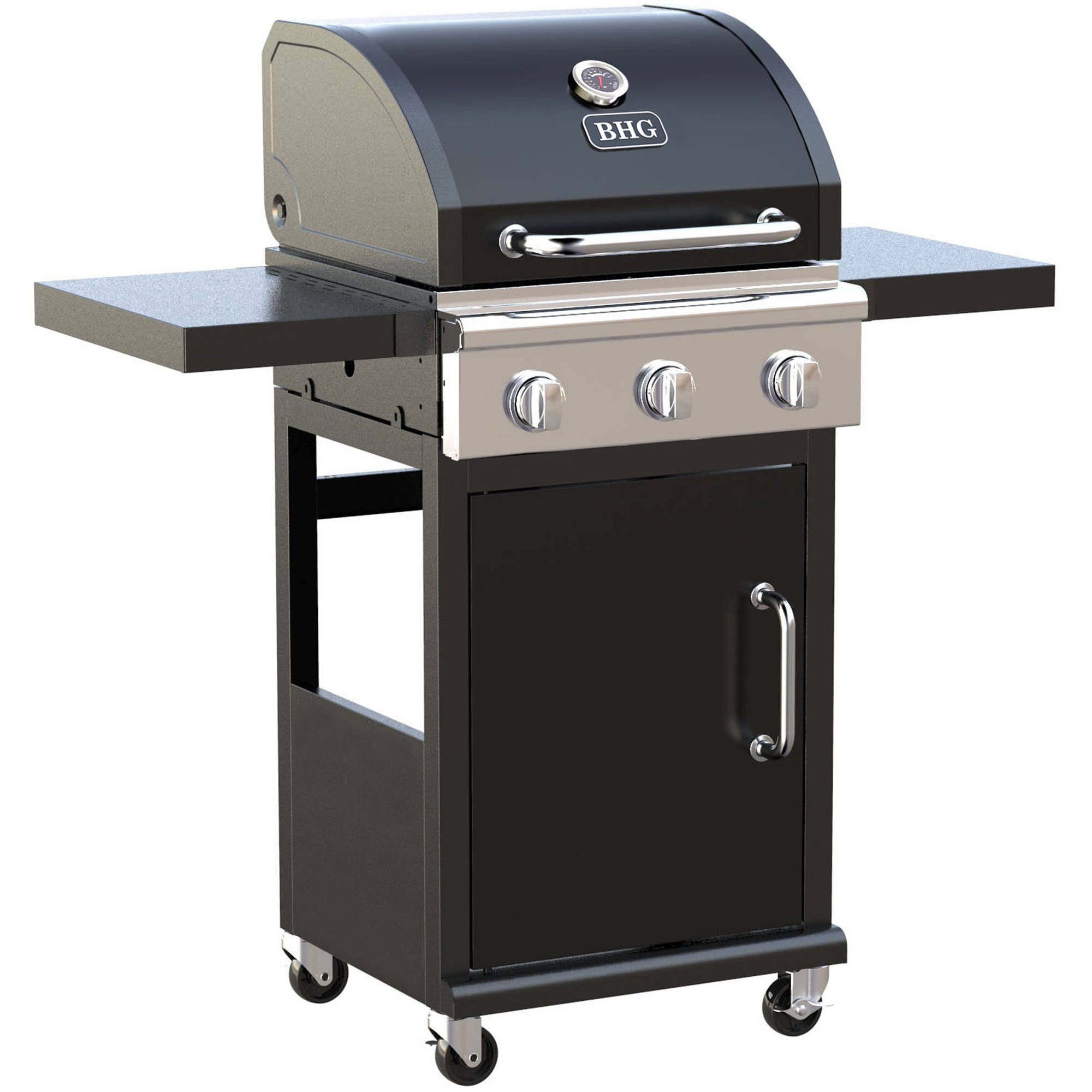 Better Homes And Gardens 3 Burner Gas Grill