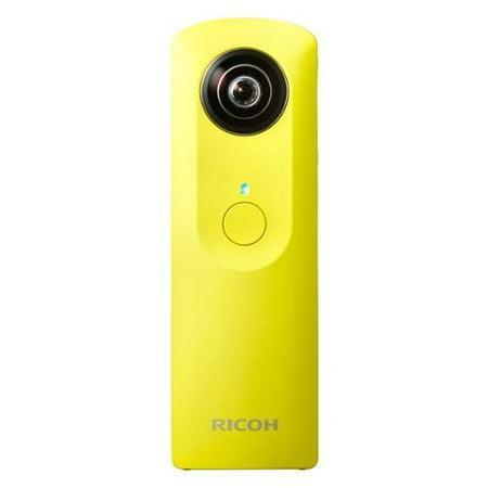 Ricoh Theta M15 360 Degree Spherical Panorama Camera  Yellow