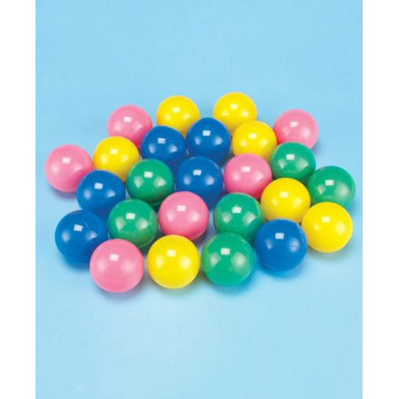 Turtle Balls (PLUSH TURTLE SET OF 25 PLAY BALLS BALL PIT INFANT BABY CHILD DEVELOPMENT TOY)