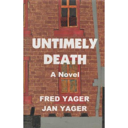 Untimely Death - eBook](Untimely Death)