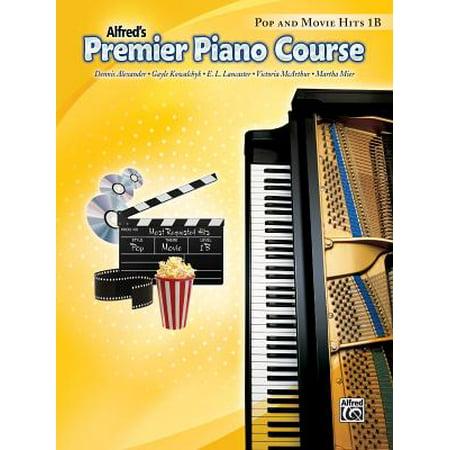 Premier Piano Course: Pop and Movie Hits - Movie Premier