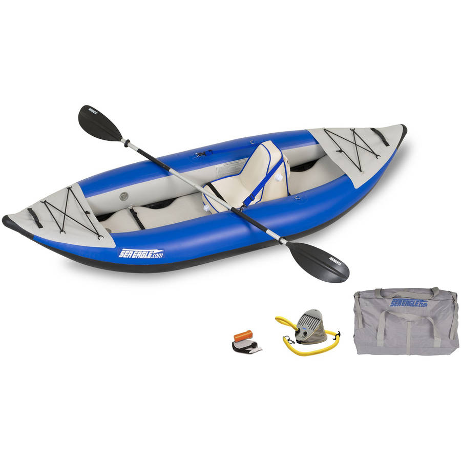 Sea Eagle Explorer Kayak 300XK Deluxe by Sea Eagle