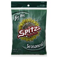 Spitz Seasoned Sunflower Seeds, 6 oz