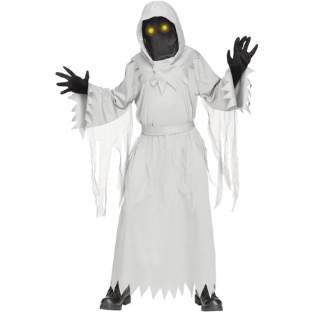 Fade In And Out Ghost Phantom Costume for Kids
