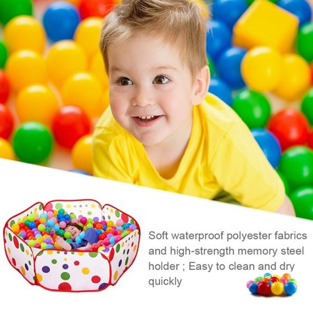 Foldable Kids Children Ocean Ball Pool Game Play Toy Camping Outdoor Indoor Educational Toys (Balls not included) - image 7 of 8