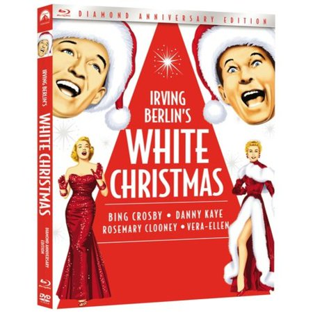 White Christmas (Diamond Anniversary Edition) (Blu-ray) (That Spirit Of Christmas By Ray Charles)