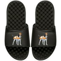Tennessee Volunteers ISlide Youth Mascot Slide Sandals - Black