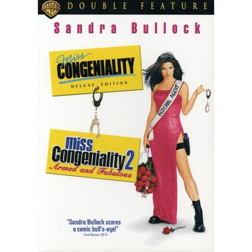 Miss Congeniality (Deluxe Edition) / Miss Congeniality 2: Armed And Fabulous (Widescreen)