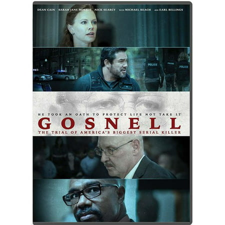 Gosnell: The Trial of America's Biggest Serial Killer (DVD) - Scary Serial Killer Movies