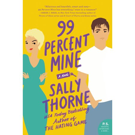 99 Percent Mine - eBook