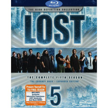 Lost: The Complete Fifth Season (Blu-ray)