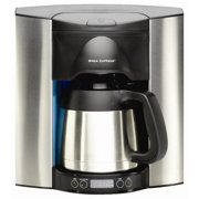 Brew Express Brew Express 10 Cup Built-In-The-Wall Self-Filling Coffee and Hot Beverage System Stainless Steel Finish