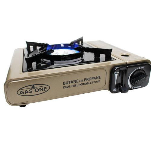 Gas One Butane or Propane Portable Gas Stove by Gas One
