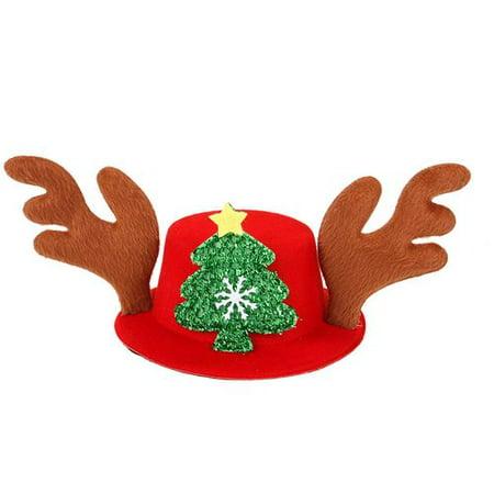 No 2019 Halloween Skins (KABOER 1 PCS 2019 New Pumpkin / Green Tree / Snowman / Santa Claus Pet Hat Dog Halloween Christmas)