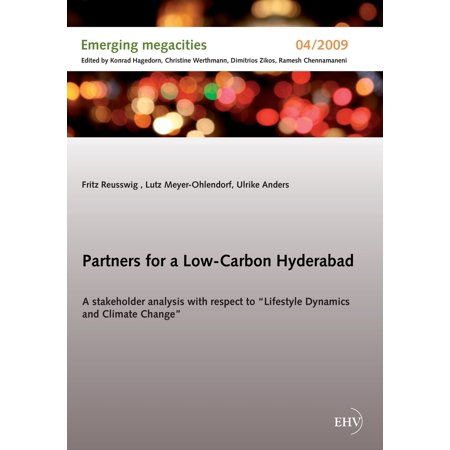 Partners for a Low-Carbon Hyderabad - 4/2009 - (Only Store In Hyderabad)