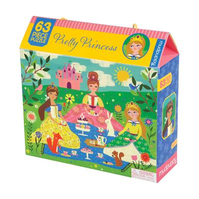 Pretty Princess 63 Piece Puzzle