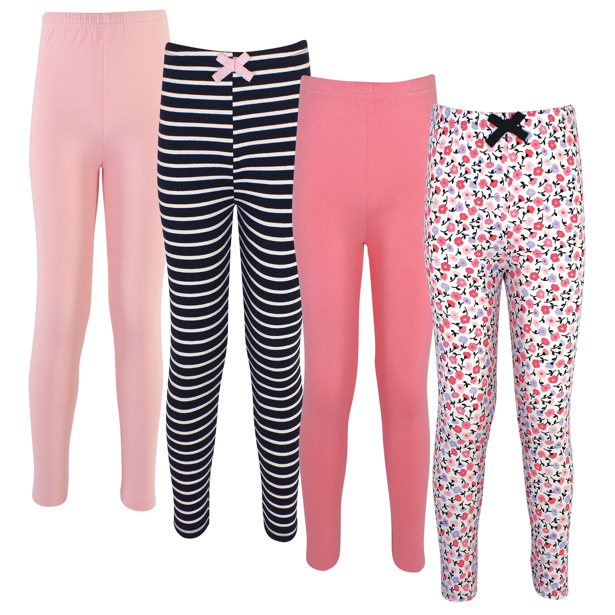 Baby Girls Infant Toddler Cotton 3 Pack of Soft Stock Tights Warm Legging Pants