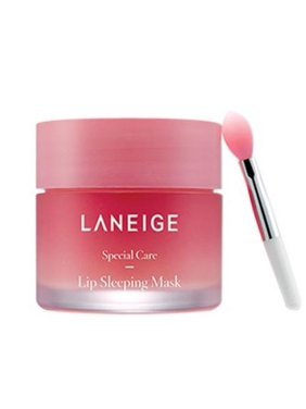 Laneige Lip Sleeping Mask, Berry, 0.7 Oz