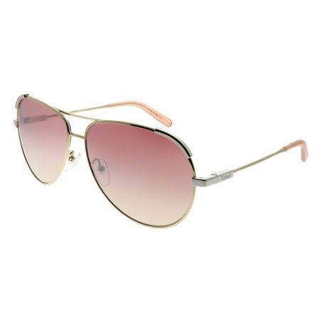 Chloe Eria CE 118S 709 Unisex  Aviator Sunglasses