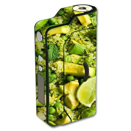 Skin Decal For Sigelei 150W Tc Temp Control Vape Mod / Avocado Salad Vegan