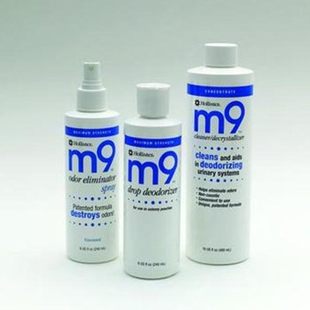 m9 Ostomy Appliance Deodorant Spray - 8 oz Bottle Scented (1 Bottle Only) HOL7735_EA Hollister