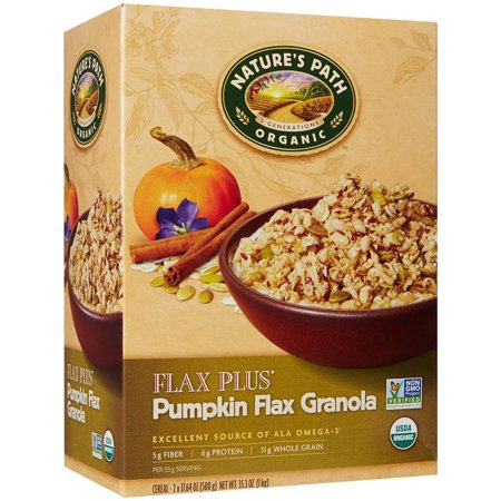 Nature's Path Organic Pumpkin Flax Plus Granola/35.3oz