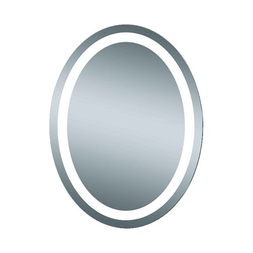 Afina Illume IL-2432-R LED Backlit Oval Bathroom Mirror 24 x 32 in. by Afina Corporation