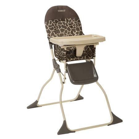 Heirloom High Chair - Cosco Simple Fold High Chair, Quigley