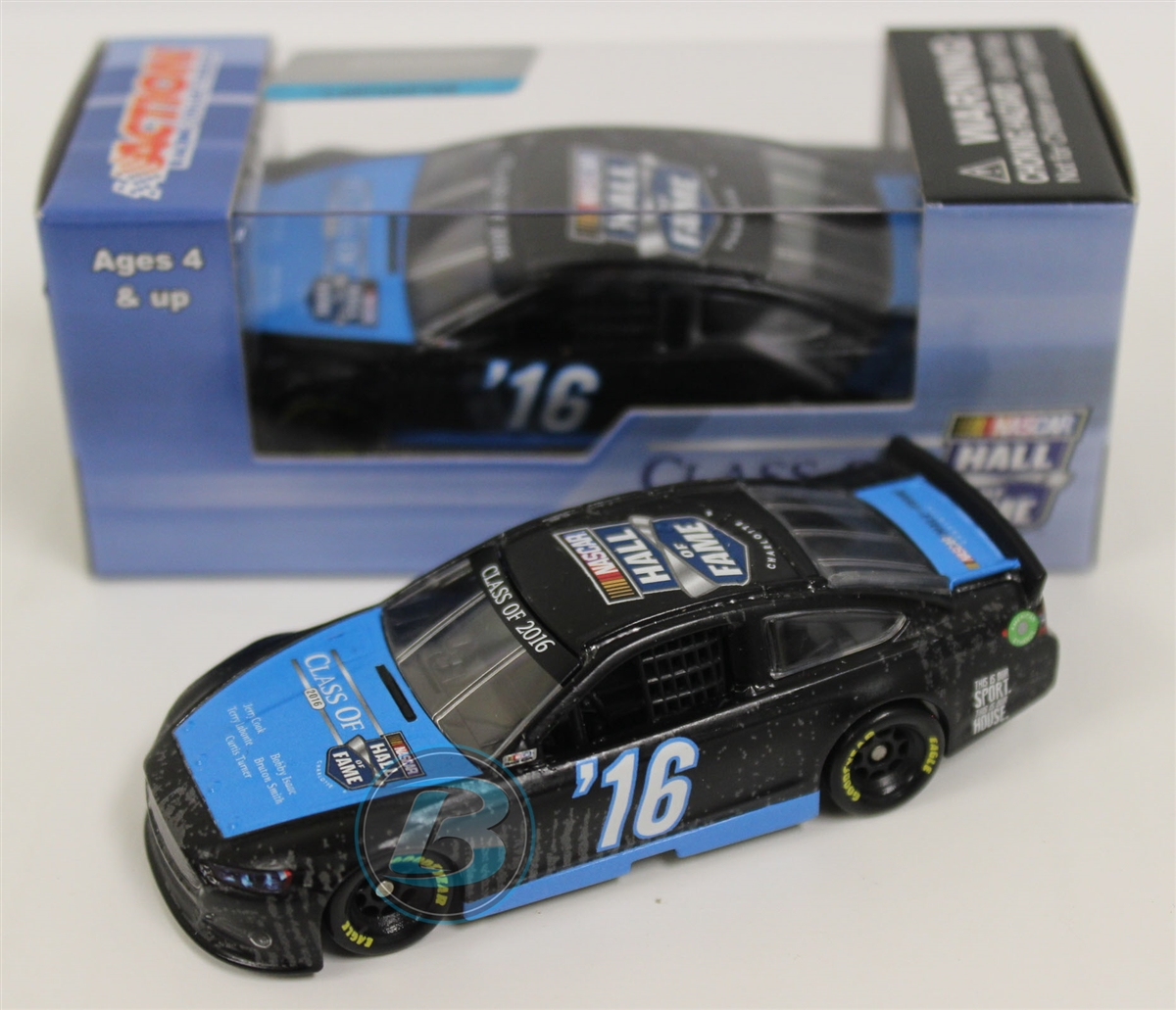 Nascar Hall Of Fame Class Of 2016 1:64 Nascar Diecast by Lionel Racing