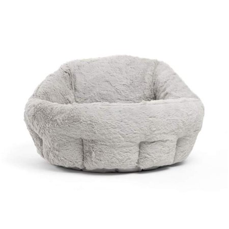Best Friends by Sheri 20 Inch OrthoComfort Lux Deep Dish Cuddler Pet Bed,