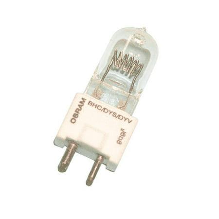 - OSRAM DYS 300w 120v halogen bulb