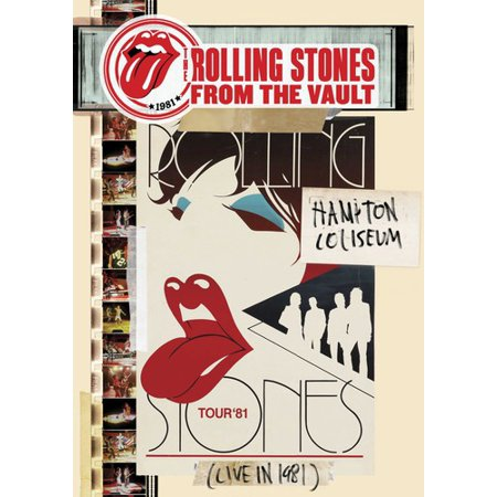 The Rolling Stones: From the Vault: Hampton Coliseum (Live in 1981) (DVD)