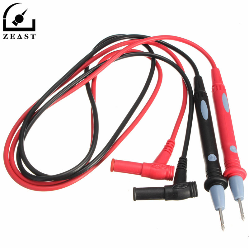 1000V 20A Universal Digital Multimeter Test Lead Probe Wire Pen Cable