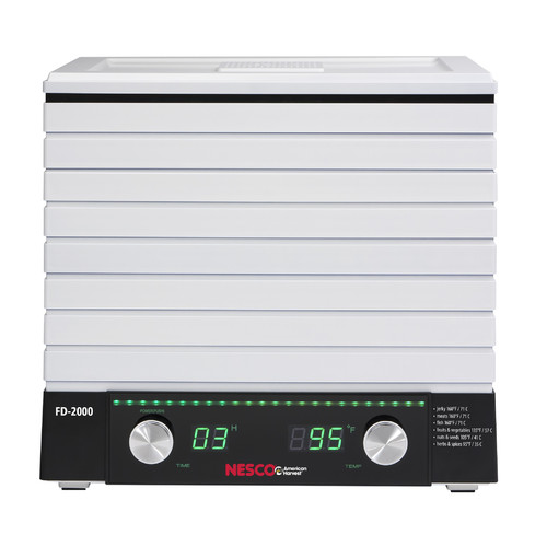 Nesco Digital Dehydrator, White