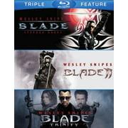 Blade Trilogy: Blade   Blade 2   Blade: Trinity (Blu-ray) (Widescreen) by New Line