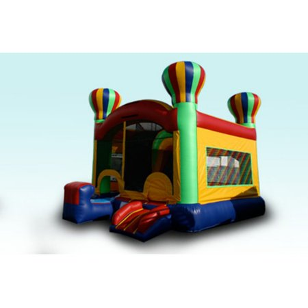EZ Inflatables Balloon Combo Bounce House