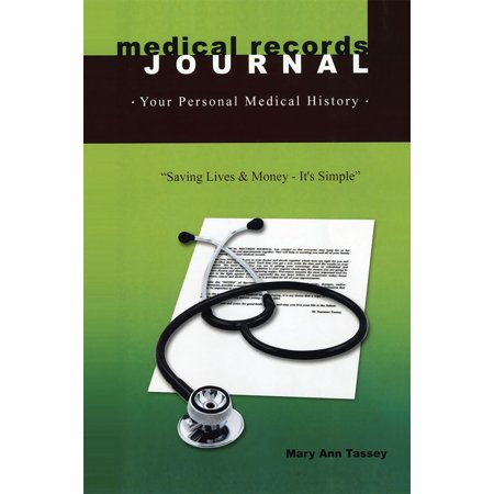 Medical Records Journal - eBook