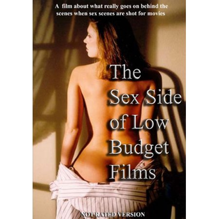 The Sex Side of Low Budget Films (DVD) (Jordan 11 Low White Black Release Date)