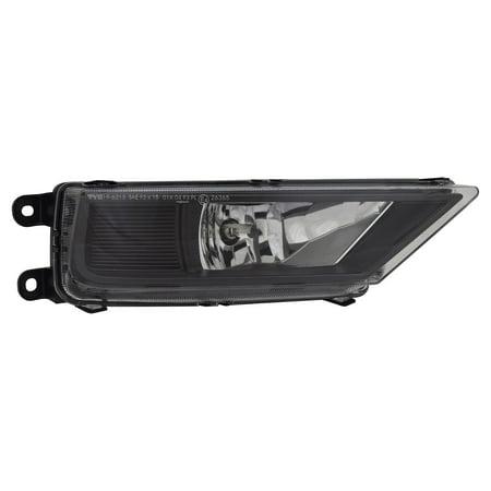 TYC NSF Right Side Fog Light Assembly for Volkswagen Tiguan 2018-2018 Models