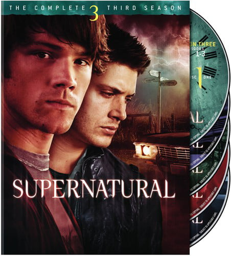 Supernatural: The Complete Third Season by TIME WARNER