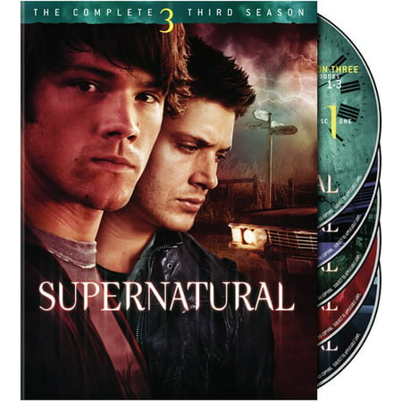 Supernatural  The Complete Third Season
