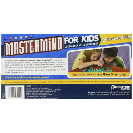 Mastermind For Kids - image 2 of 2