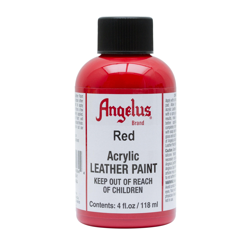 Angelus® Acrylic Leather Paint, 4 oz
