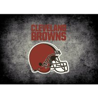 Cleveland Browns Imperial 6' x 8' Distressed Rug