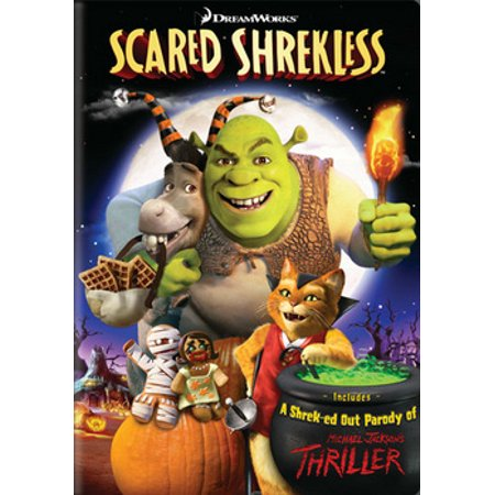 Community Dean Halloween (Scared Shrekless (DVD))
