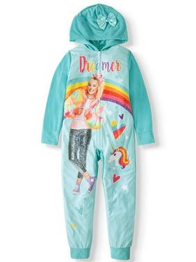 Jojo Siwa Girl's Pajama Blanket Sleeper (Little Girls & Big Girls)
