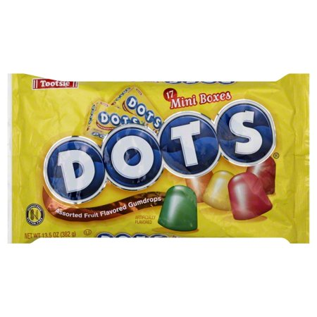 Tootsie Roll Dots  Gumdrops, 13.5 oz