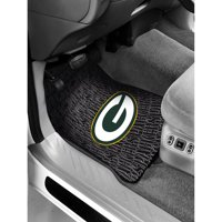 NFL - Green Bay Packers Floor Mats - Set of 2