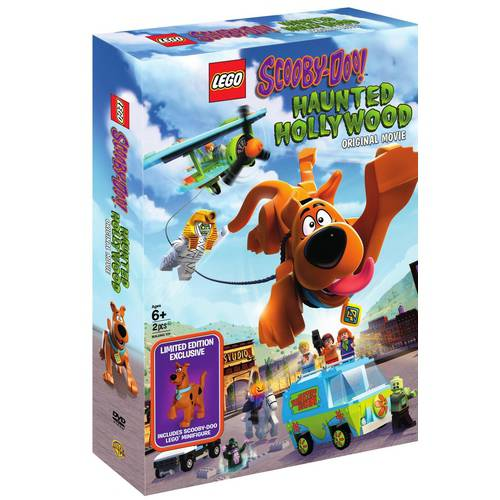 LEGO Scooby-Doo!: Haunted Hollywood (Limited Edition) (DVD + Scooby-Doo LEGO Minifigurine)